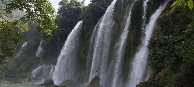 Ba Be Lake - Ban Gioc Waterfall - Hanoi 2 days 1 night