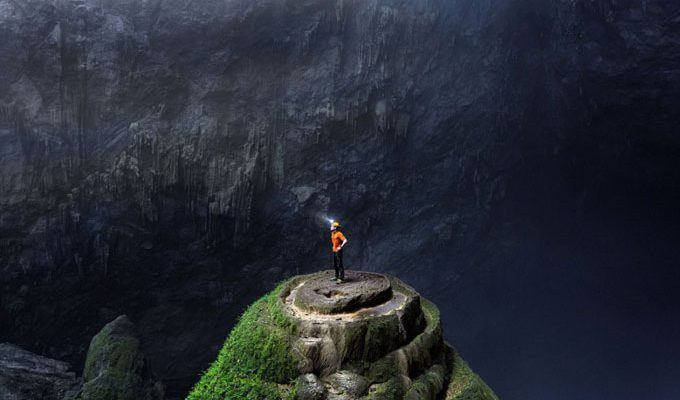 Son Doong Cave an incredible find: UK newspaper