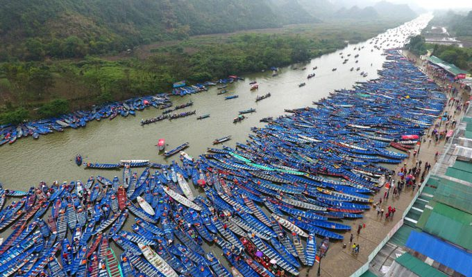 Top sacred places for spring pilgrimages in northern Vietnam