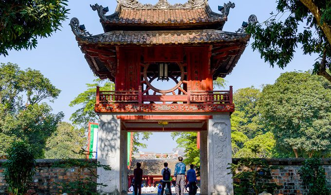 Hanoi in TripAdvisor's best destinations for 2019