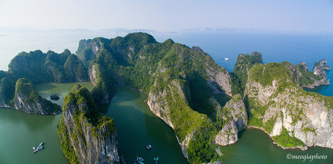 Vietnam's Ha Long Bay gets another int'l compliment