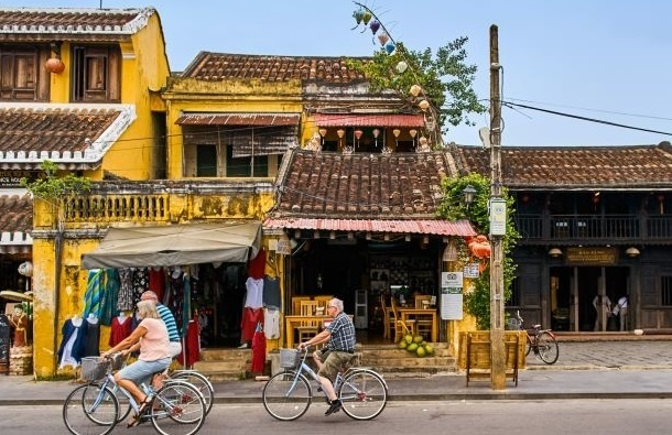 Hoi An a leading global attraction for cyclists