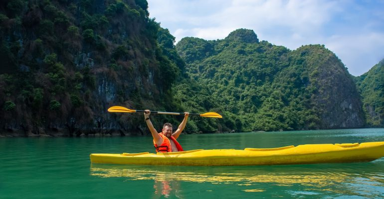 Six kayaking hotspots to paddle your fancy